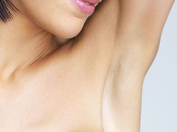 hair removal underarms